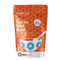 cacao mint bowl